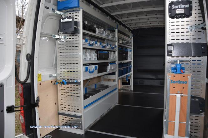 обладнання для пересувної авторемонтної майстерні сто